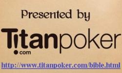 Библия Titan Poker