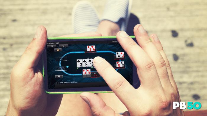 Мобильный клиент 888 для смартфона