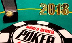 Пятерка неудачников WSOP-2018